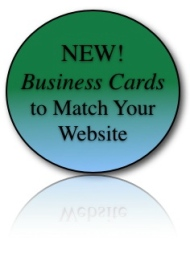 Business Cards to Match Your Website
